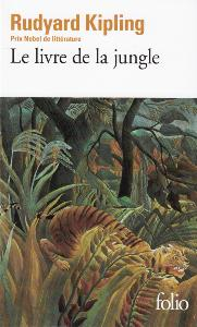 Le Livre de la Jungle (ed Folio)